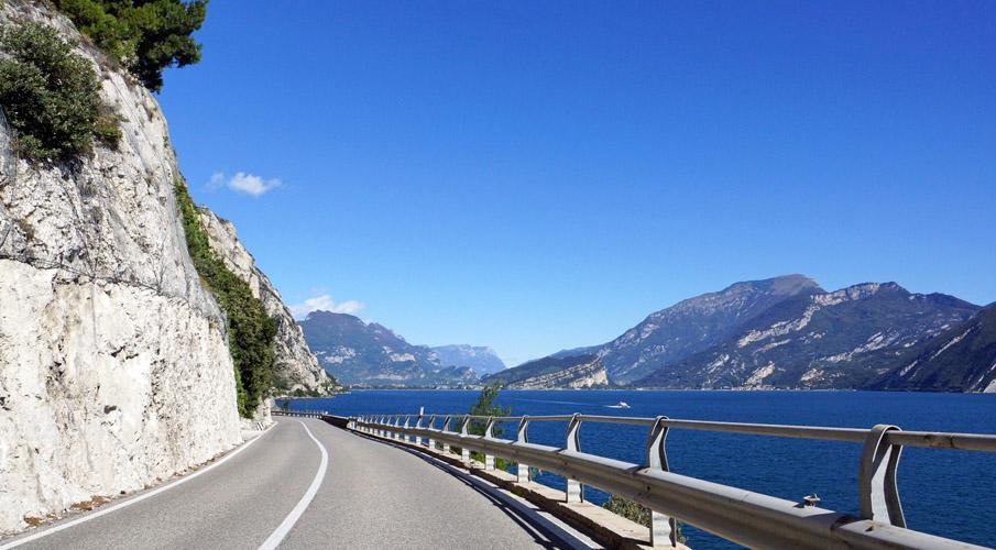 Italien - Gardasjön