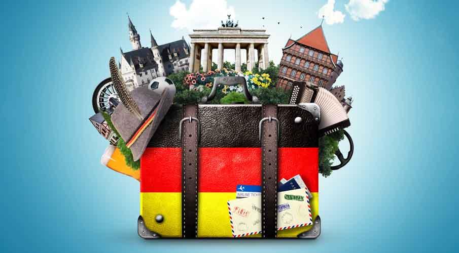 Semester i Tyskland